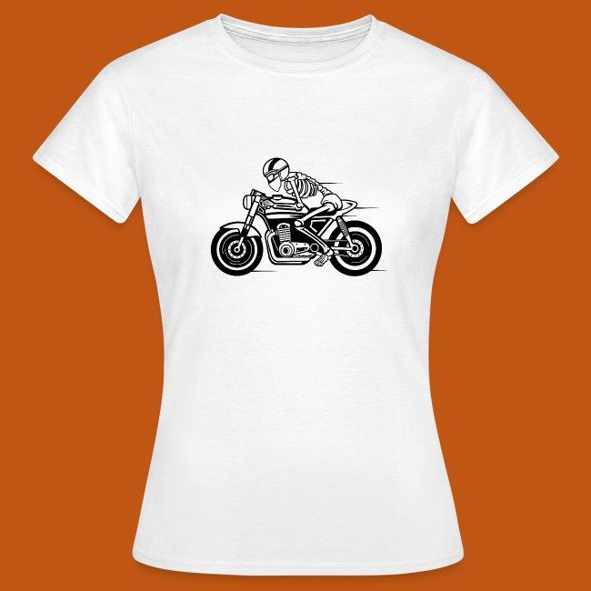 Cafe Racer Motorrad 05_schwarz
