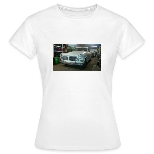 p120 alter schwede - Frauen T-Shirt