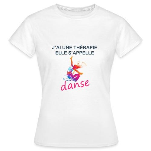 Thérapie - T-shirt Femme