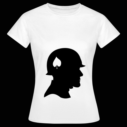 ww2 soldier - Women's T-Shirt