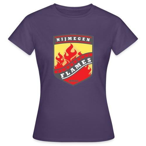 t shirt black - Vrouwen T-shirt