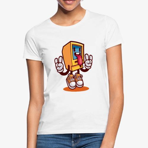 Cool robot - Camiseta mujer