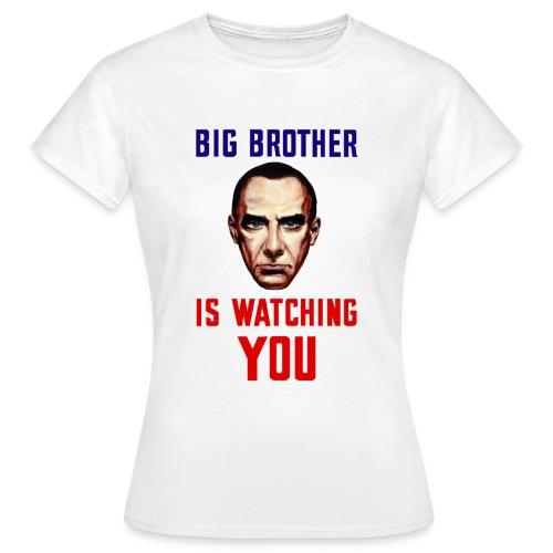 big brother - T-shirt Femme