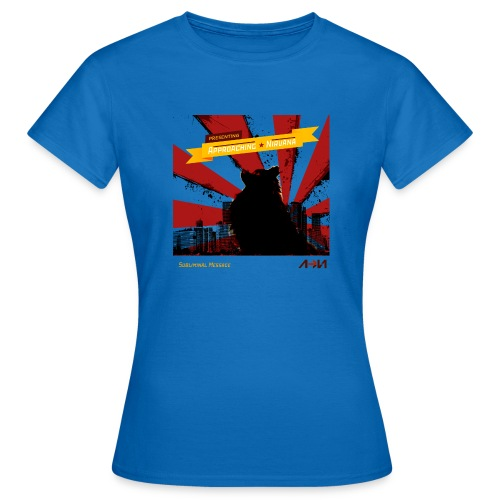 subliminal message shirt - Women's T-Shirt