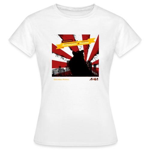 subliminal message shirt - Women's T-Shirt