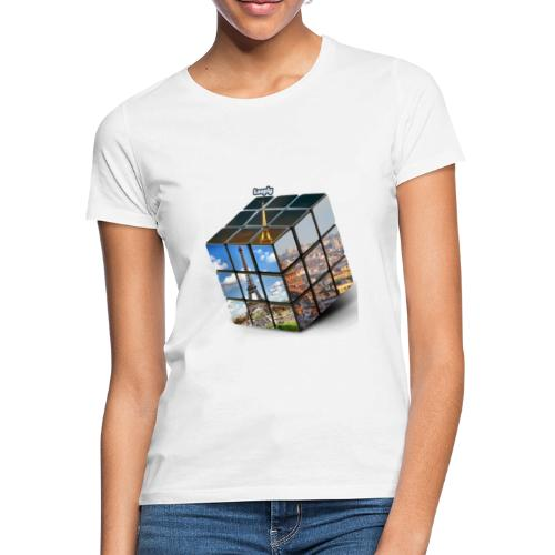 Tour eiffel - T-shirt Femme