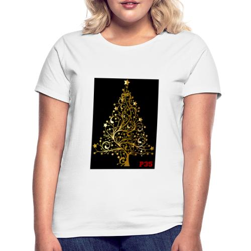 Golden Xmas 2020 - Frauen T-Shirt