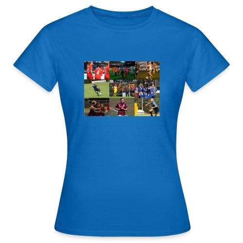 min resa - babybody - T-shirt dam