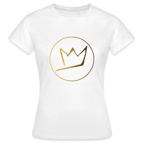LOGO COURONNE PNG png - T-shirt Femme