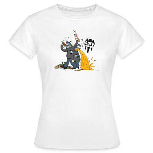 Suff Crew Caricature - Women's T-Shirt