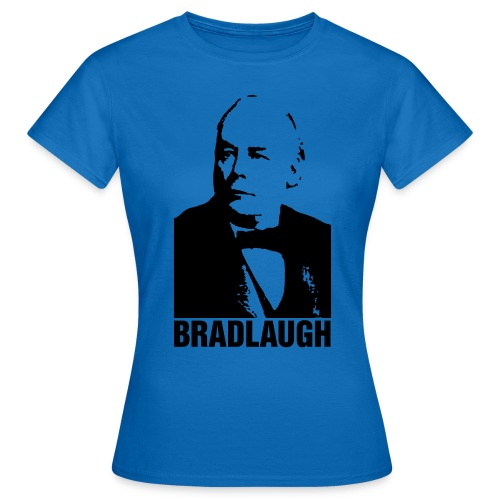 nssshirtbradlaughblack - Women's T-Shirt