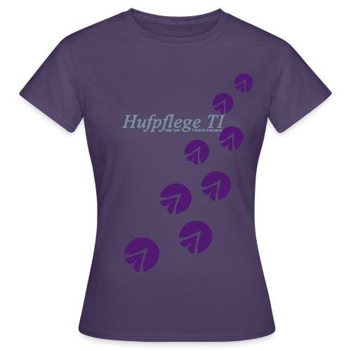 TI_Logo5 - Frauen T-Shirt
