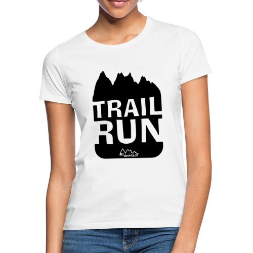 Trail Run - Frauen T-Shirt