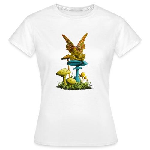 Land Of Nasadishtra V1 - Frauen T-Shirt