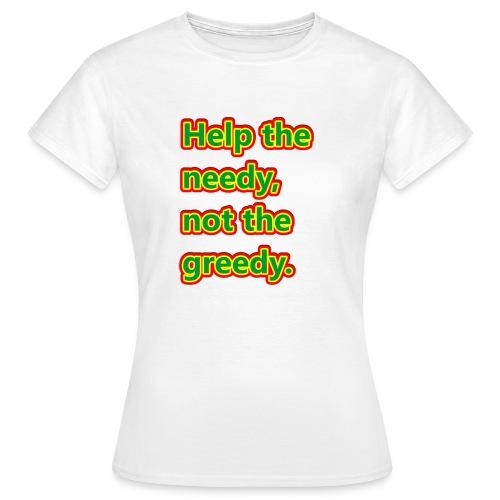 help - Women's T-Shirt
