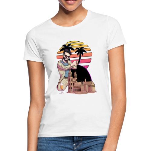 Madgeburg | Majemmi Dropical - Frauen T-Shirt