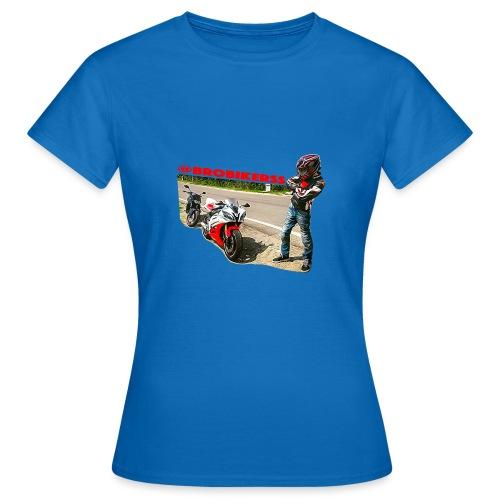 Brobikerss - Maglietta da donna