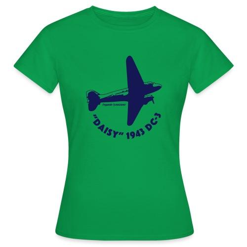 Daisy Flyover 1 - T-shirt dam
