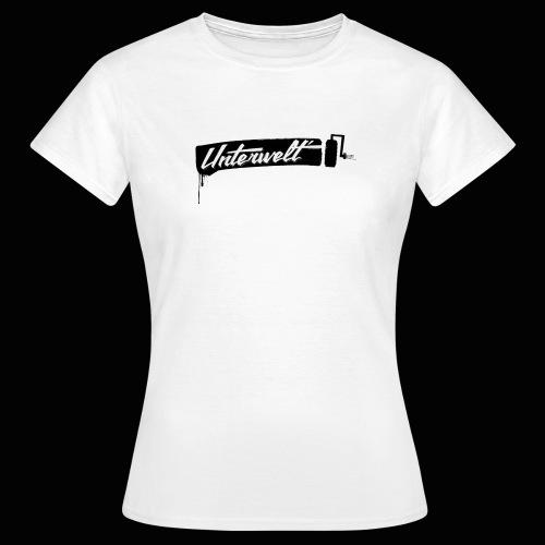 Unterwelt Farbrolle - Frauen T-Shirt