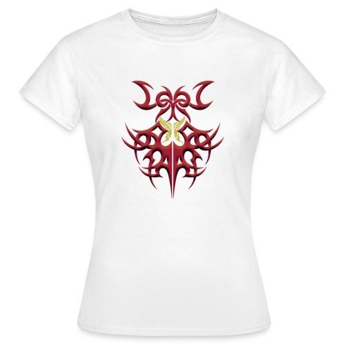 gelber Schmetterling - Frauen T-Shirt