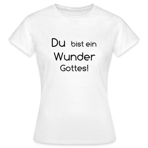 Wunder png - Frauen T-Shirt