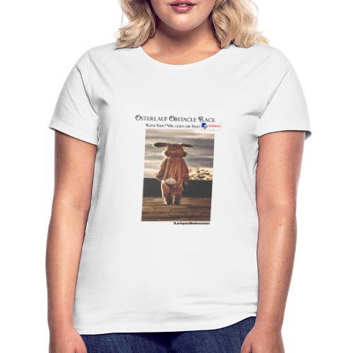 Osterlauf Obstacle Race - Frauen T-Shirt