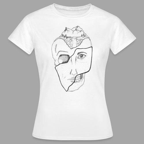 Voyageur Immobile - La valse à mille points - T-shirt Femme