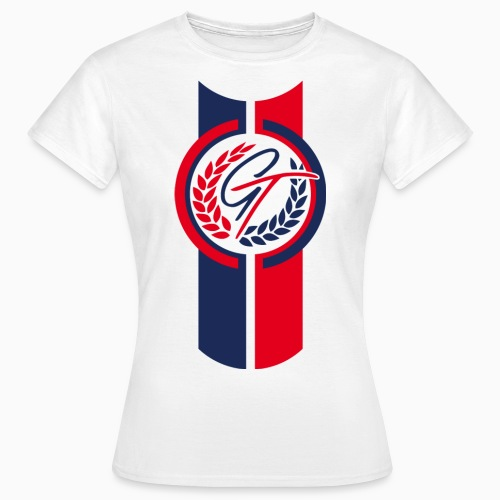 bluered - Women's T-Shirt