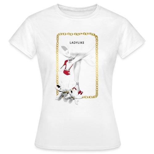 ladylike - Maglietta da donna