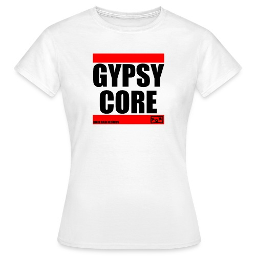rrr gypsycore black final - Frauen T-Shirt