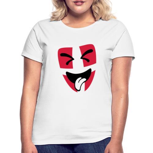 Wiener Schmäh Maske - Frauen T-Shirt
