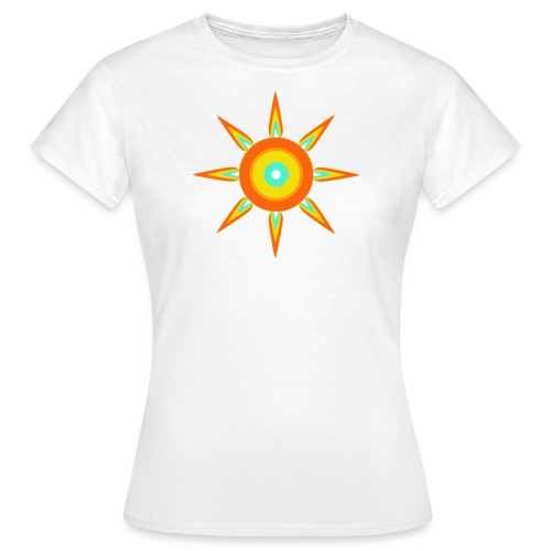 Strahlstern - Frauen T-Shirt