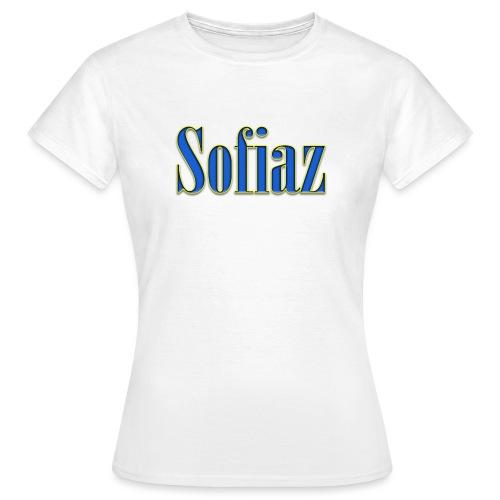 Sofiaz - T-shirt dam