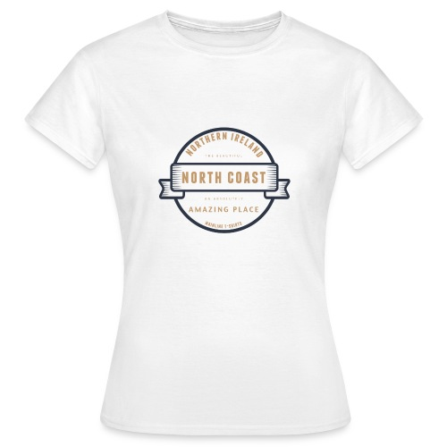 The North Coast - Women's T-Shirt