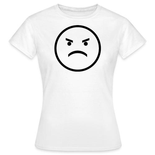 angry 2026756 - Frauen T-Shirt