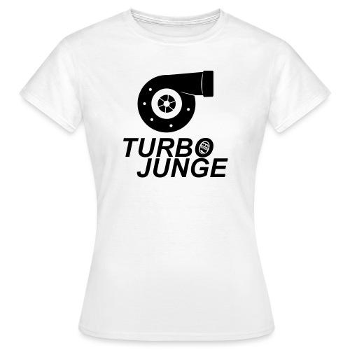 Turbojunge! - Frauen T-Shirt