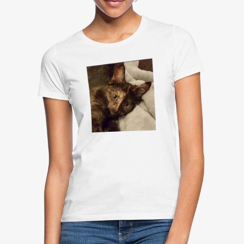 Pus - T-skjorte for kvinner