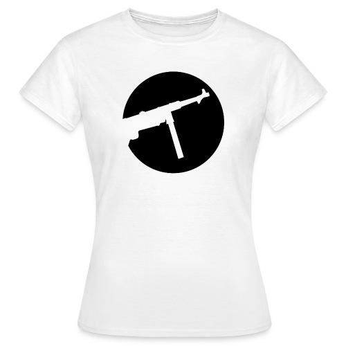 Mp40 german gun maschinenpistole 40 ww2 - Women's T-Shirt