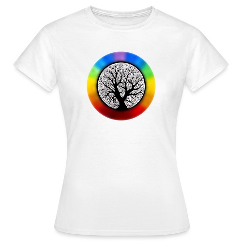 tree of life png - Vrouwen T-shirt
