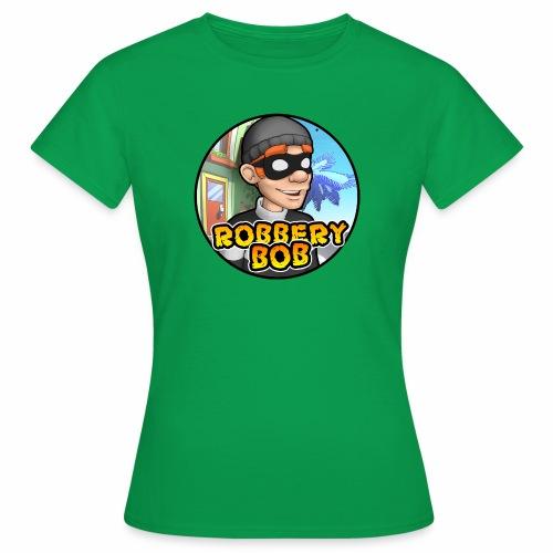 Robbery Bob Button - Women's T-Shirt