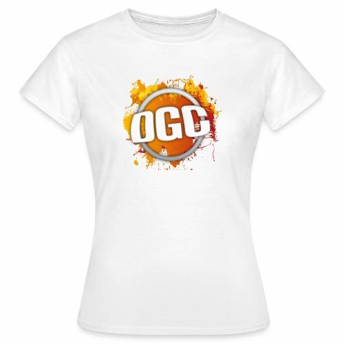 Merchlogo mega png - Vrouwen T-shirt