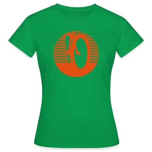 Radfahrer radfahren biken - Frauen T-Shirt
