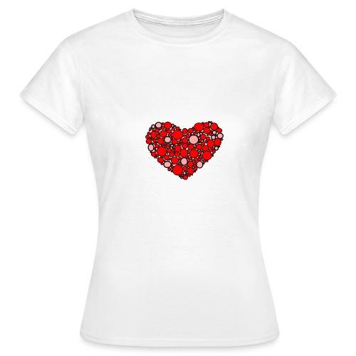 Hjertebarn - Dame-T-shirt