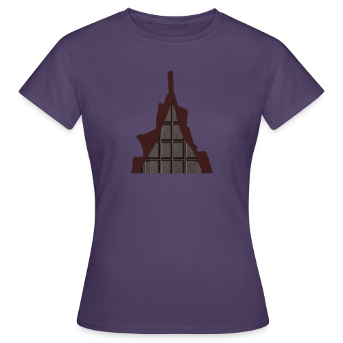 Vraiment, tablette de chocolat ! - T-shirt Femme