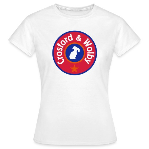 Crosford & Wolby - Women's T-Shirt