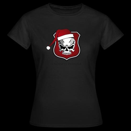 CrossFit Tuusula Xmas - Naisten t-paita