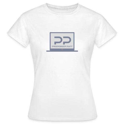 muismat met logo - Vrouwen T-shirt