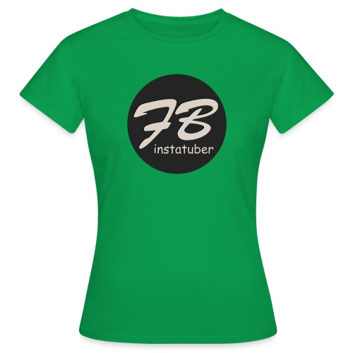 TSHIRT-INSTAGRAM - Vrouwen T-shirt