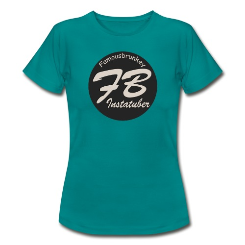 TSHIRT-YOUTUBER-EXTRA - Vrouwen T-shirt