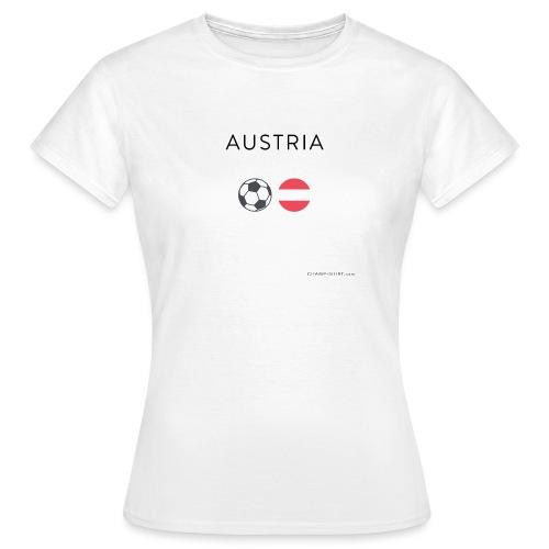 Austria Fußball - Frauen T-Shirt
